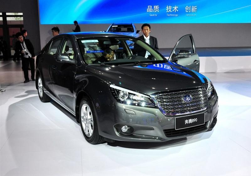 2012款2.3L 自动豪华型