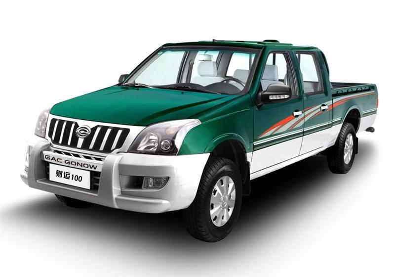 2012款2.2L汽油舒适型加长货箱