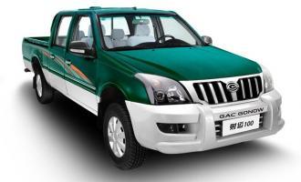 2012款2.2L汽油标准型标准货箱