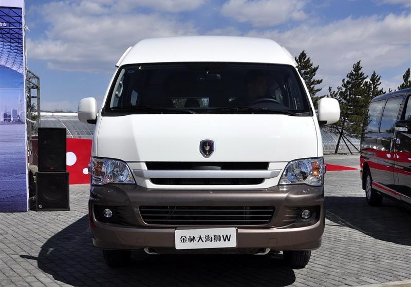 2012款2.4L大海狮W 汽油旗舰型
