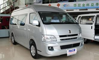 2011款2.4L大海狮L 汽油豪华型