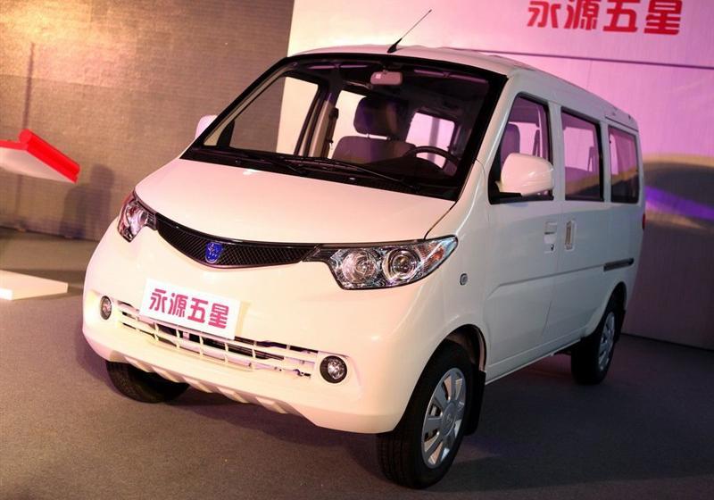 2012款1.1L豪华型