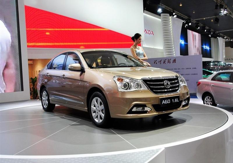 2012款1.6L MT舒适型