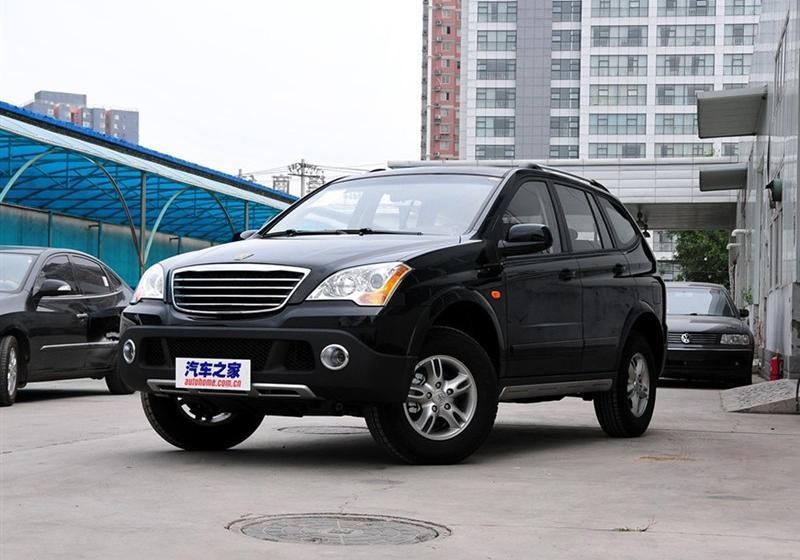 2013款3.2L 4WD 自动尊域版