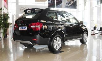 2013款1.8T 4WD 自动豪域版