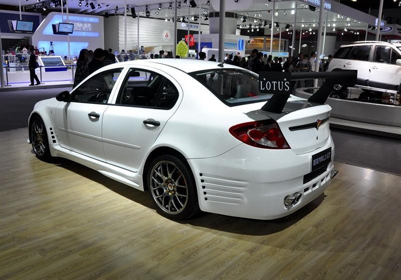 2013款GT 1.6L  手动精致型