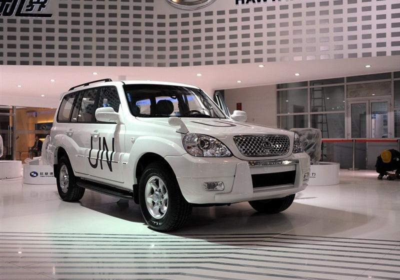 2012款2.4L 手动四驱豪华型