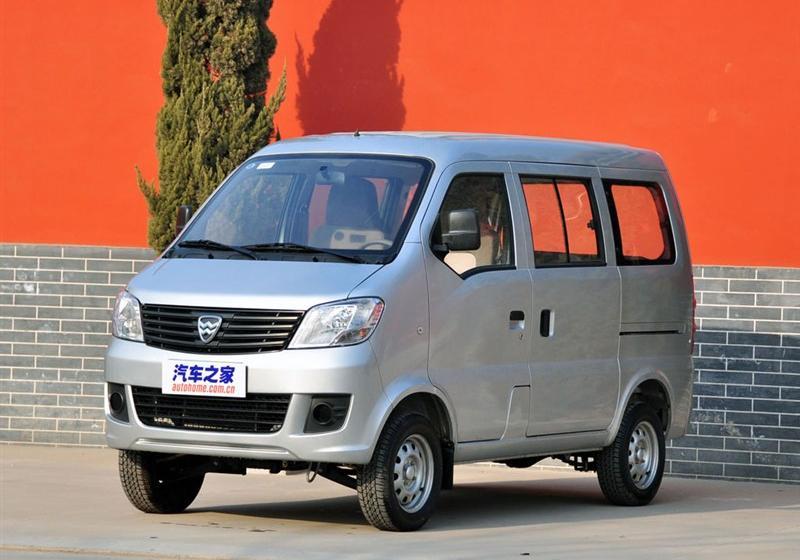 2012款1.0L科技空调型DA465QA