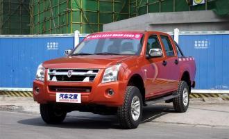 2013款2.2T柴油两驱短轴