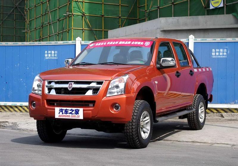 2013款2.2T柴油两驱长轴