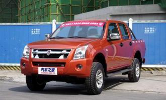 2013款2.2T柴油四驱短轴