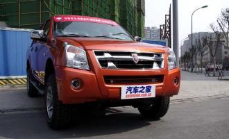 2013款2.2T柴油四驱长轴