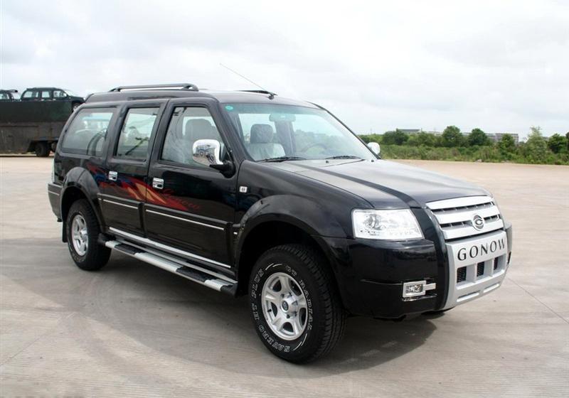 2012款2.8T 柴油标准型