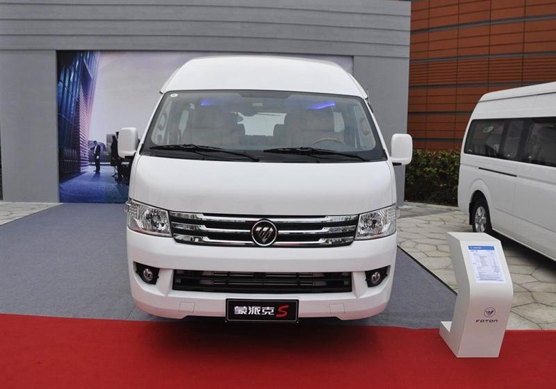 2013款2.4L新干线标准型 汽油长轴4G69