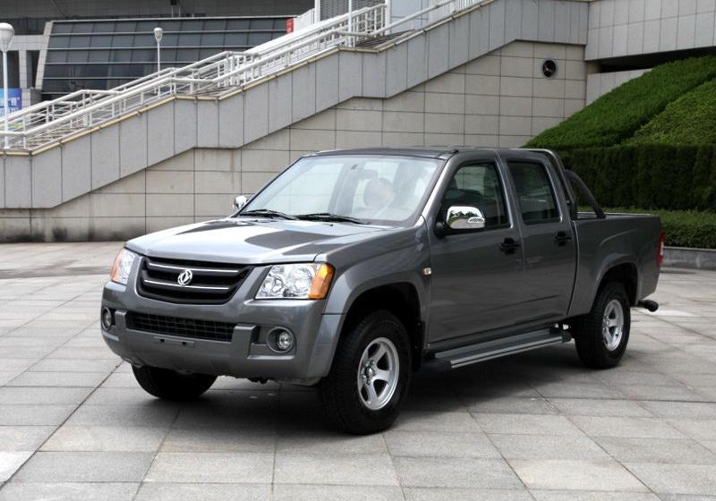 2012款2.8T两驱标准型短轴