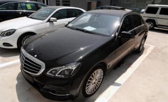 2014款E260L 豪华型
