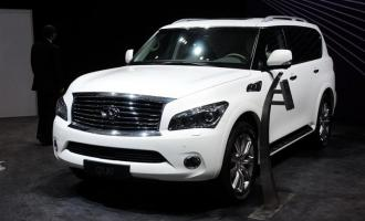 2013款5.6L 4WD