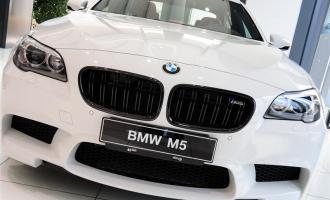 2014款M5 马年限量版