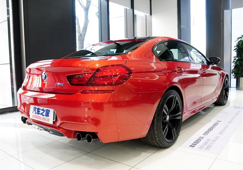 2014款M6 Gran Coupe 马年限量版
