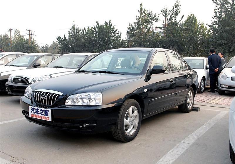 2005款1.6L 手动豪华型
