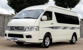 2014款2.5T轻型客车畅运型DK4B