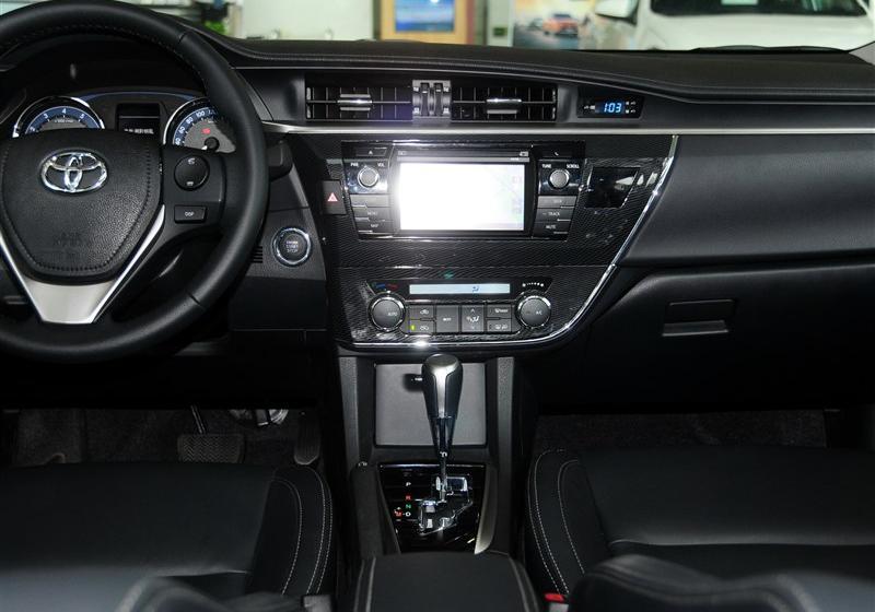 2014款 1.6L CVT GLX-i导航版