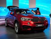 2017款BMW X6全国上市 更显创新豪华格调