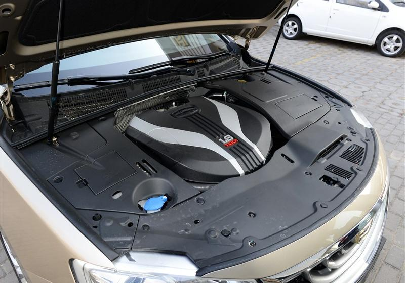 2015款 1.8T 旗舰型