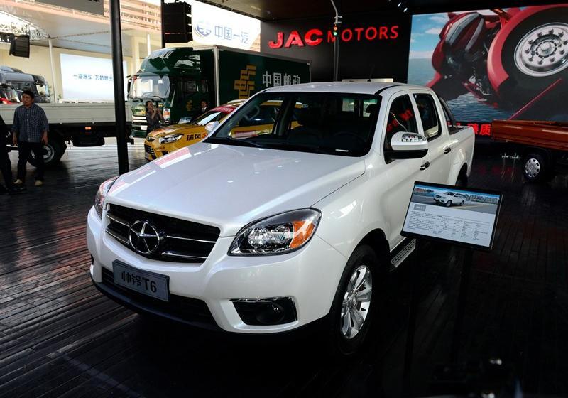 2015款2.8T至尊版HFC4DA1-2C
