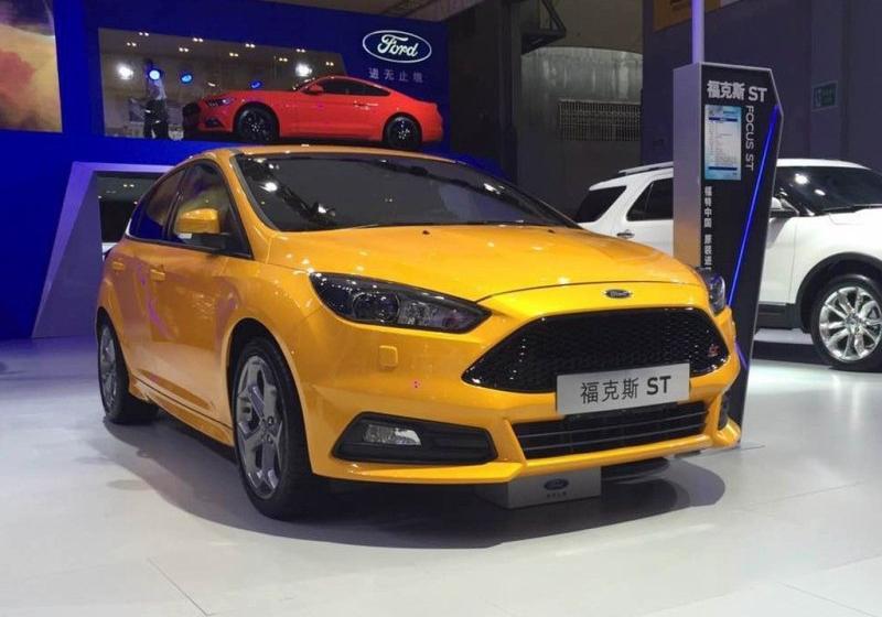 2015款2.0T ST 标准版