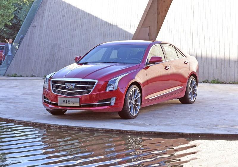 兰州凯迪拉克ATS-L现车充足 最高优惠6.5万
