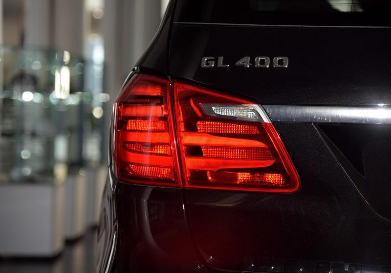 2015款 GL 400 4MATIC动感型