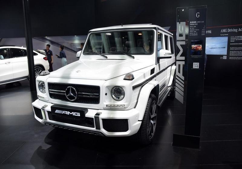 2016款G 63 AMG Edition 463