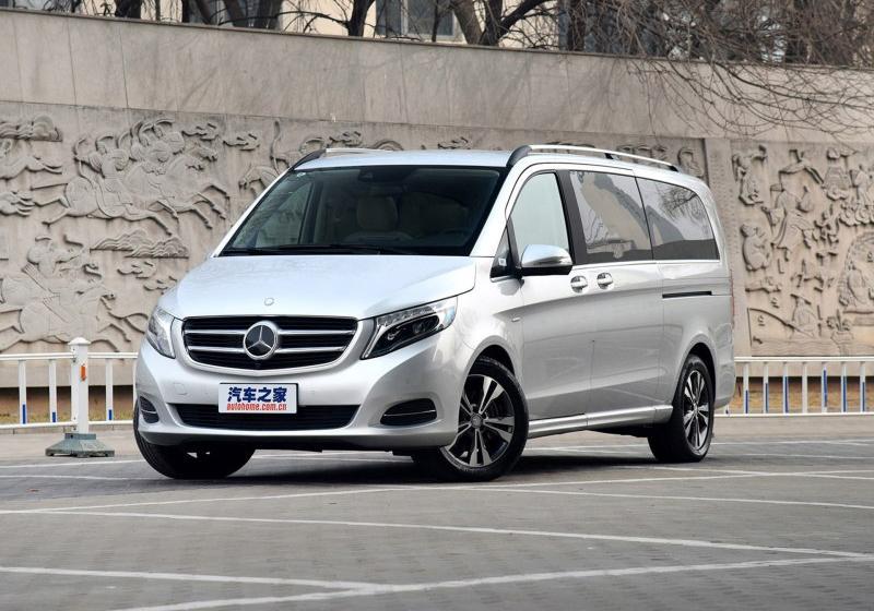2016款V 260 L 尊贵加长版