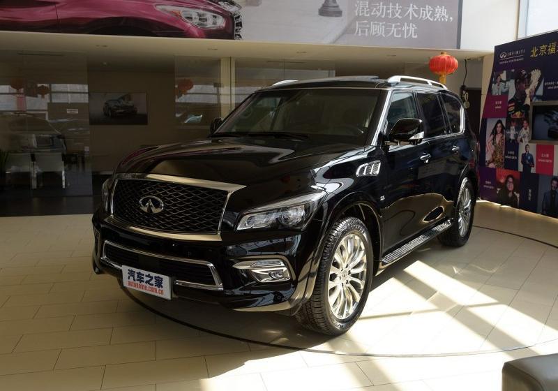 2016款5.6L 4WD