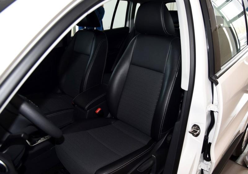 大众途观 _2016款 280tsi 自动丝绸之路风尚版--车厢座椅