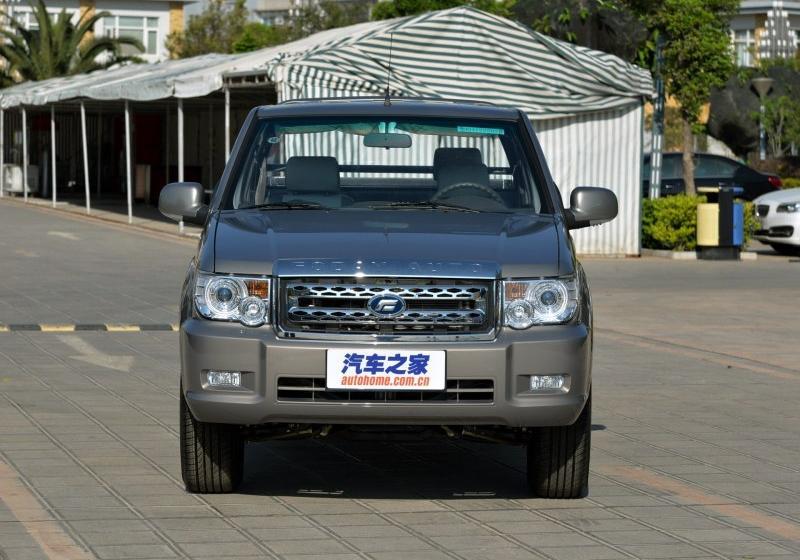 2013款2.0T柴油两驱进取型4F20TC1
