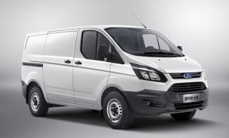 2017款2.0T柴油厢式运输车短轴低顶 国V