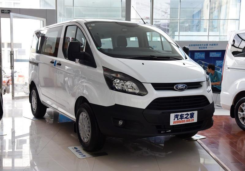 2017款2.0T柴油多功能商用车短轴低顶 国V