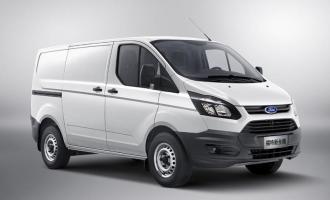 2017款2.0T柴油厢式运输车短轴低顶 国IV
