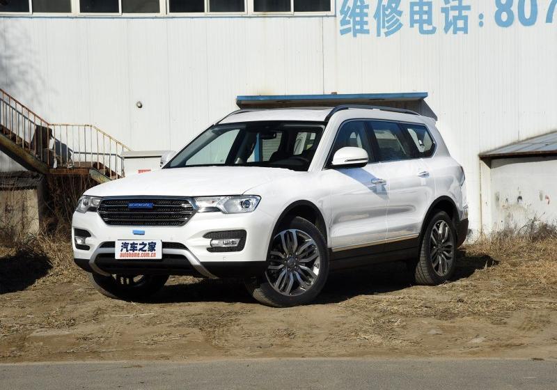 2017款蓝标H7L 2.0T 自动精英型