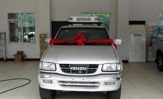 2012款2.8T UC柴油多功能车