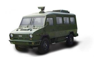 2017款2.8T 2045卡车短轴43S4
