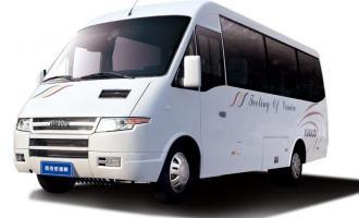 2017款2.8T A45客车高顶17-18座43E4