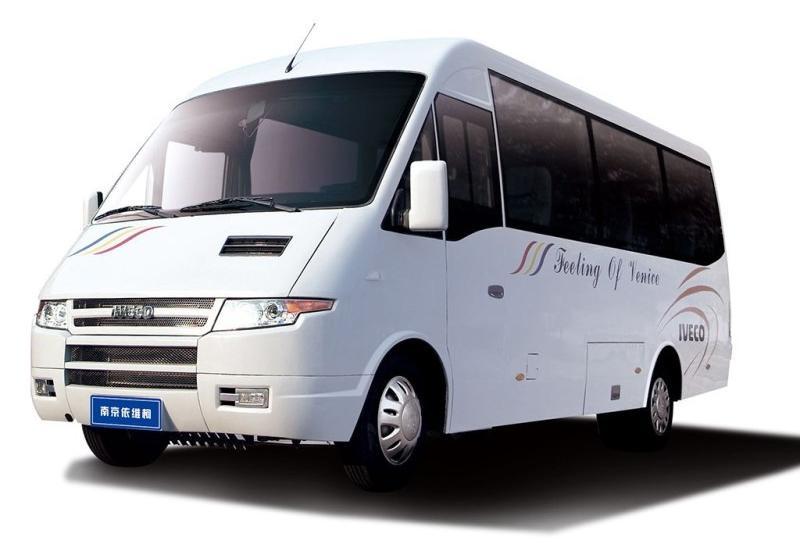 2017款2.8T A49客车高顶20座43E4