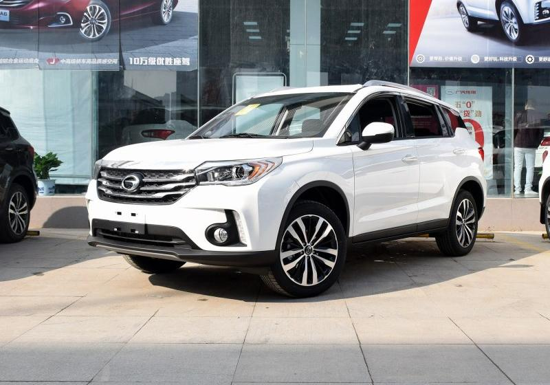 兰州传祺GS4现车充足 限时优惠1.5万