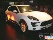 全新保时捷Macan登陆中国市场