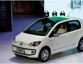 大众进口汽车小型车up—中国上市