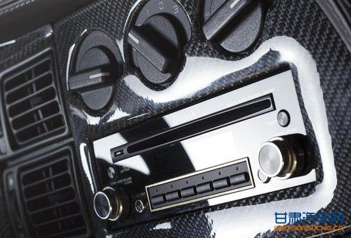 捷豹XJ220改装车 3.5L双涡轮增压发动机