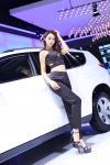 2015广州车展吉利汽车高清车模